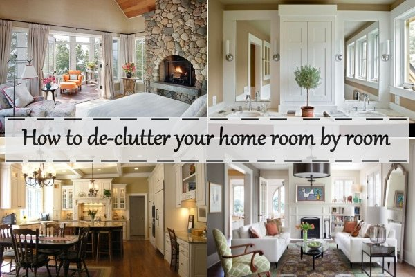 How-to-de-clutter-your-home-room-by-room Clear the Clutter and Sell Your House