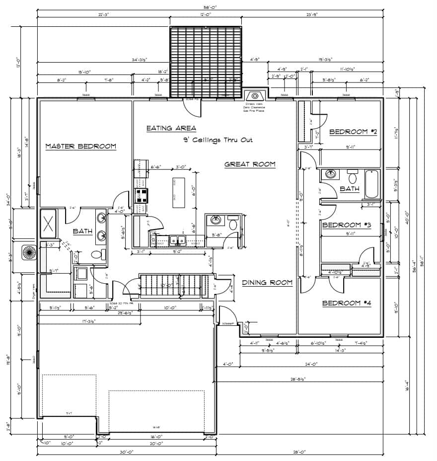 2114 2114 Floor Plan